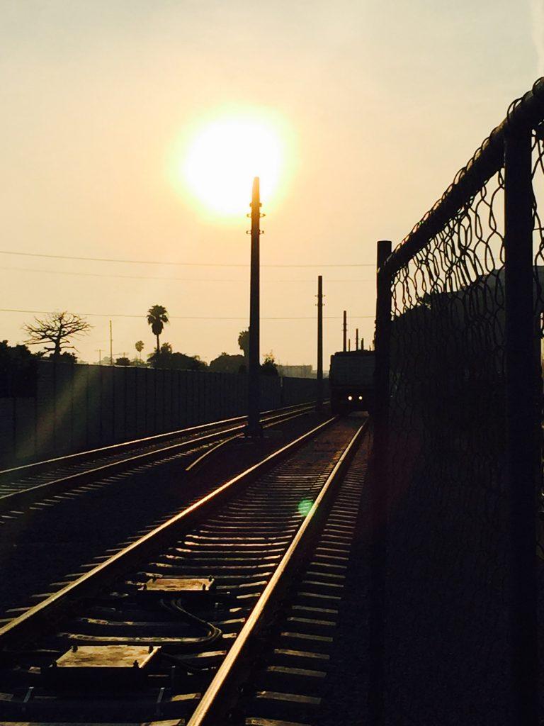 Metro LA love Expo Line