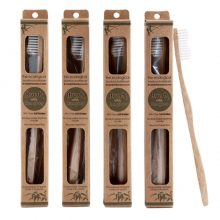 Bamboo Toothbrush from Brush with Bamboo