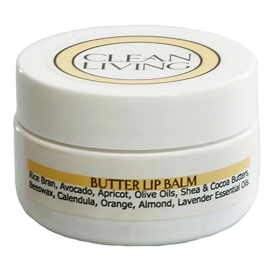 shea butter lip balm