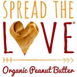 Spread the Love Peanut Butter logo