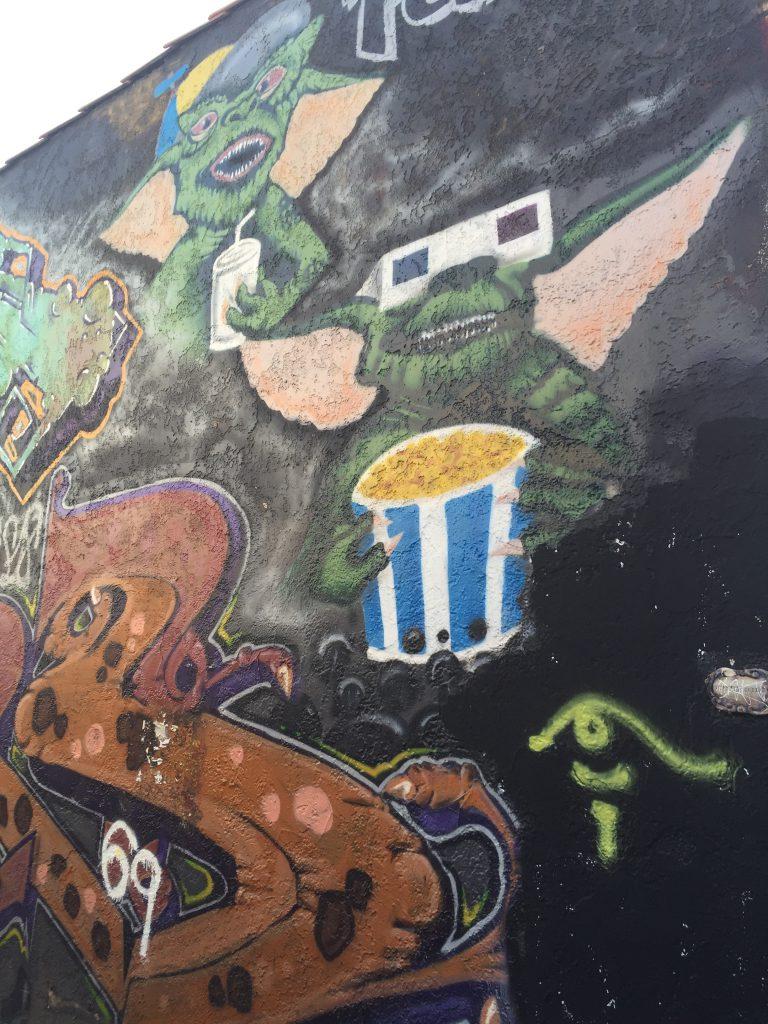 Gremlins in Highland Park