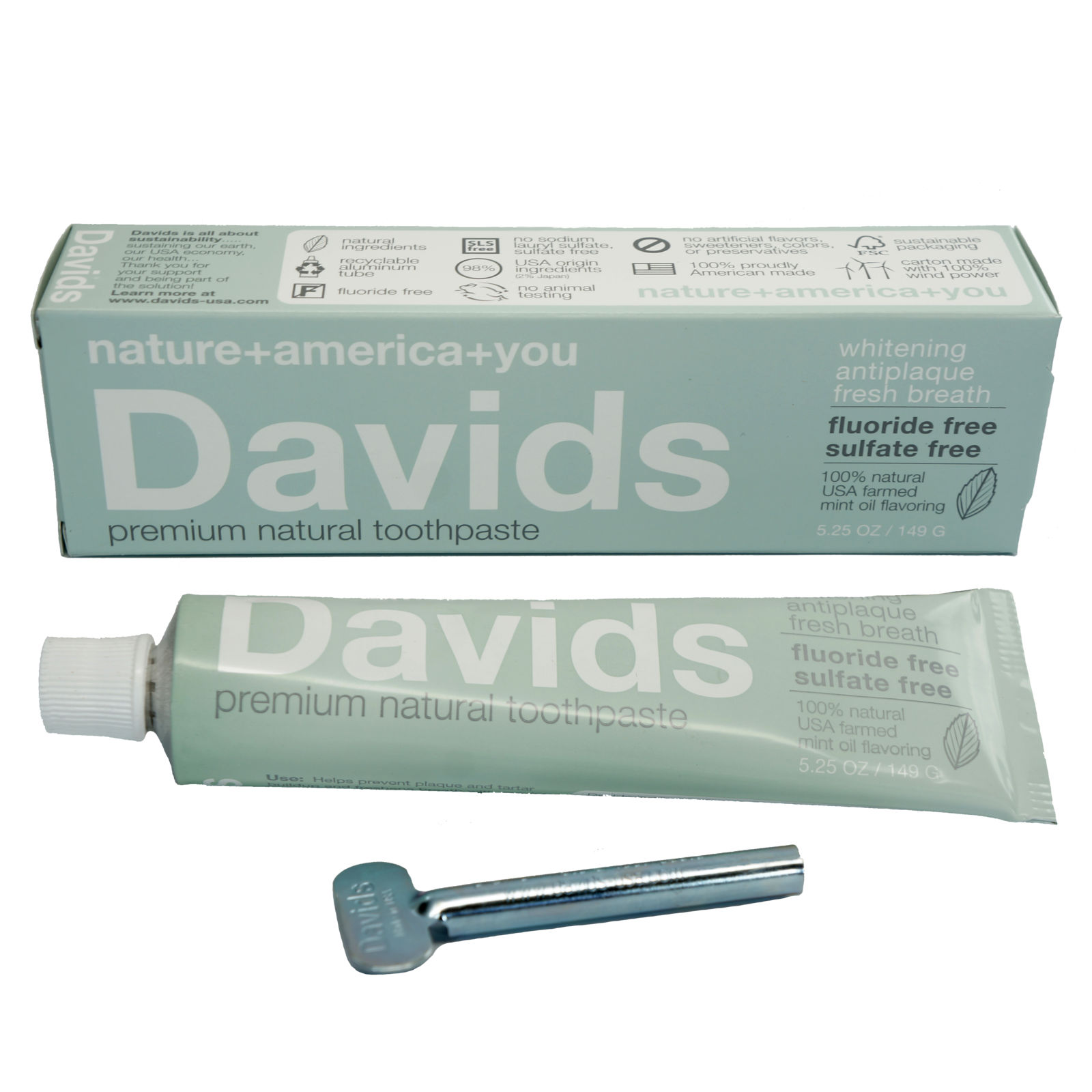 David S Premium Natural Toothpaste Review