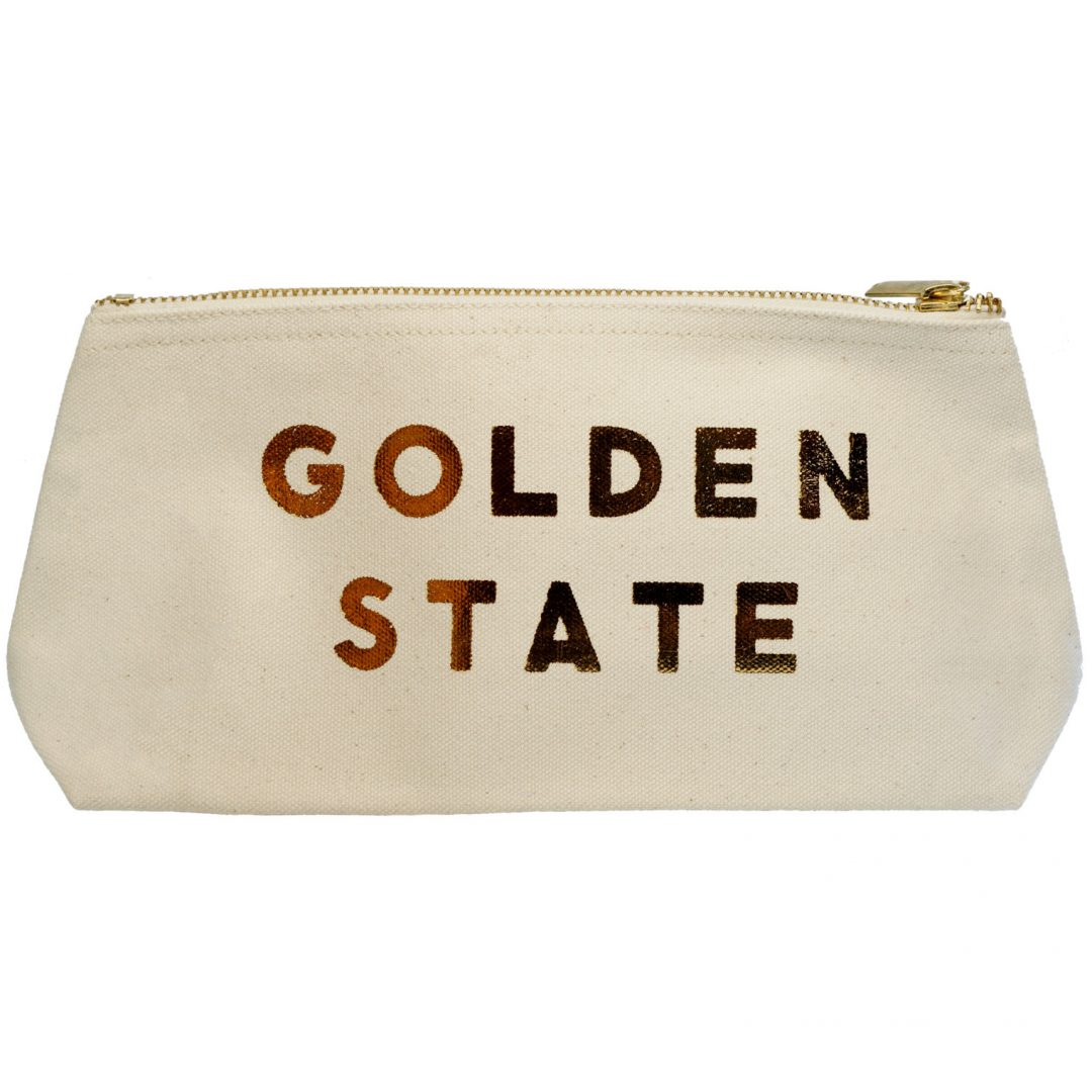Golden State Pouch by SOLA