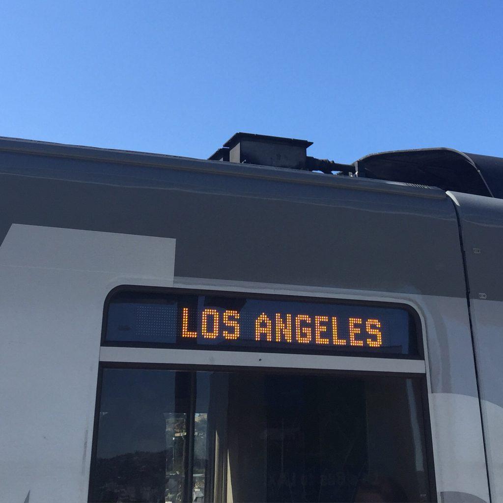 Metro LA love