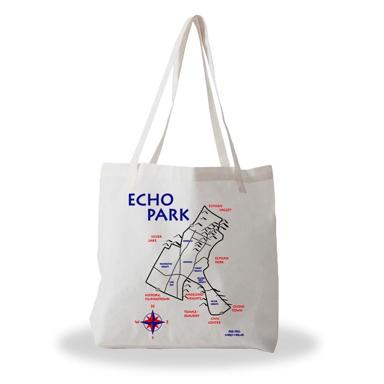 Echo Park tote bag 6250 Maps
