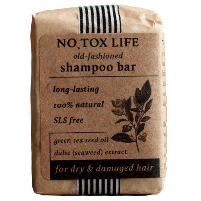 old fashioned natural Shampoo Bar No Tox Life