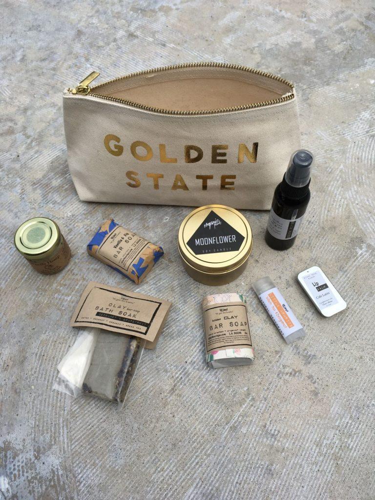 reuse, reuse, reuse handcrafted goods