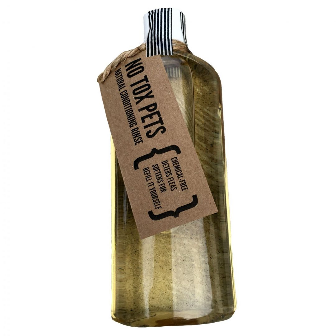 Natural Pet Conditioning Rinse from No Tox Life