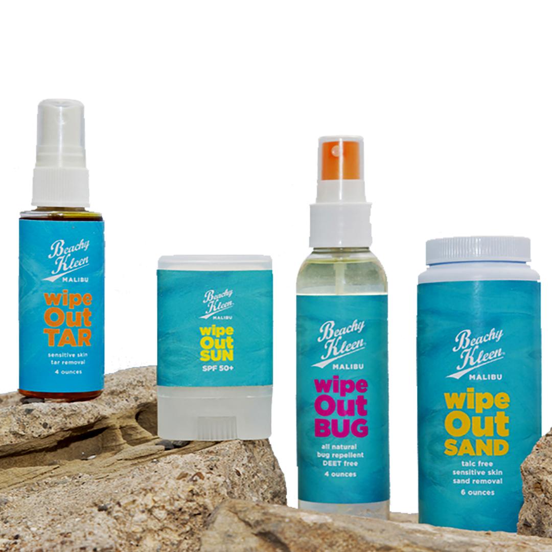 summer essentials bundle by Beachy Kleen