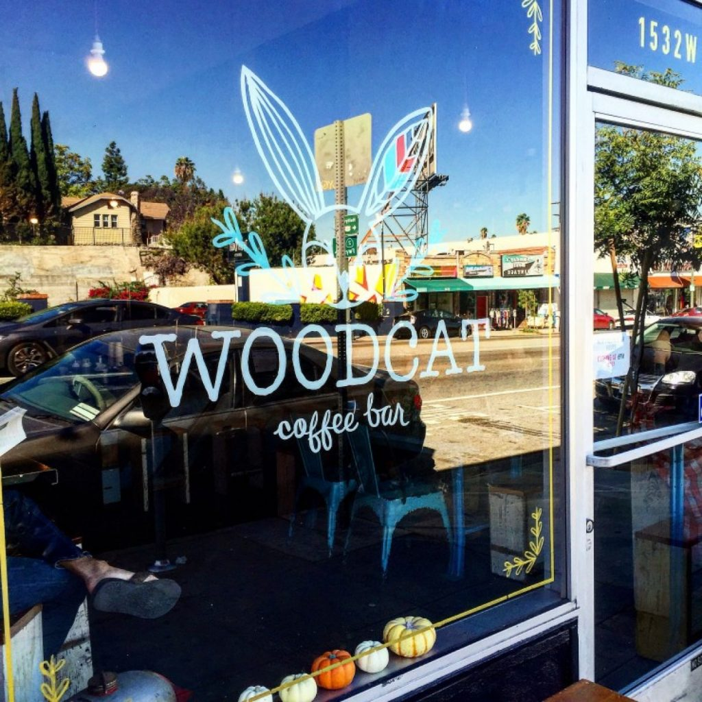 Woodcat Coffee Bar