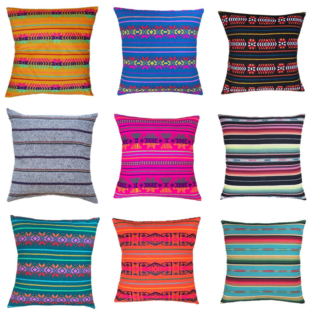 handcrafted pillow cases by District LA