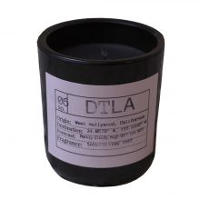 DTLA soy candle by Flores Lanes