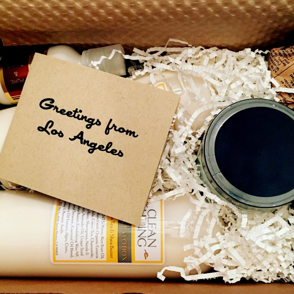 best gifts made in LA