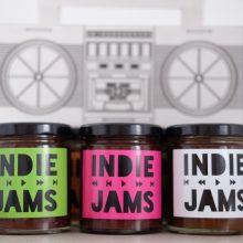 Indie Jams seasonal small batch jams