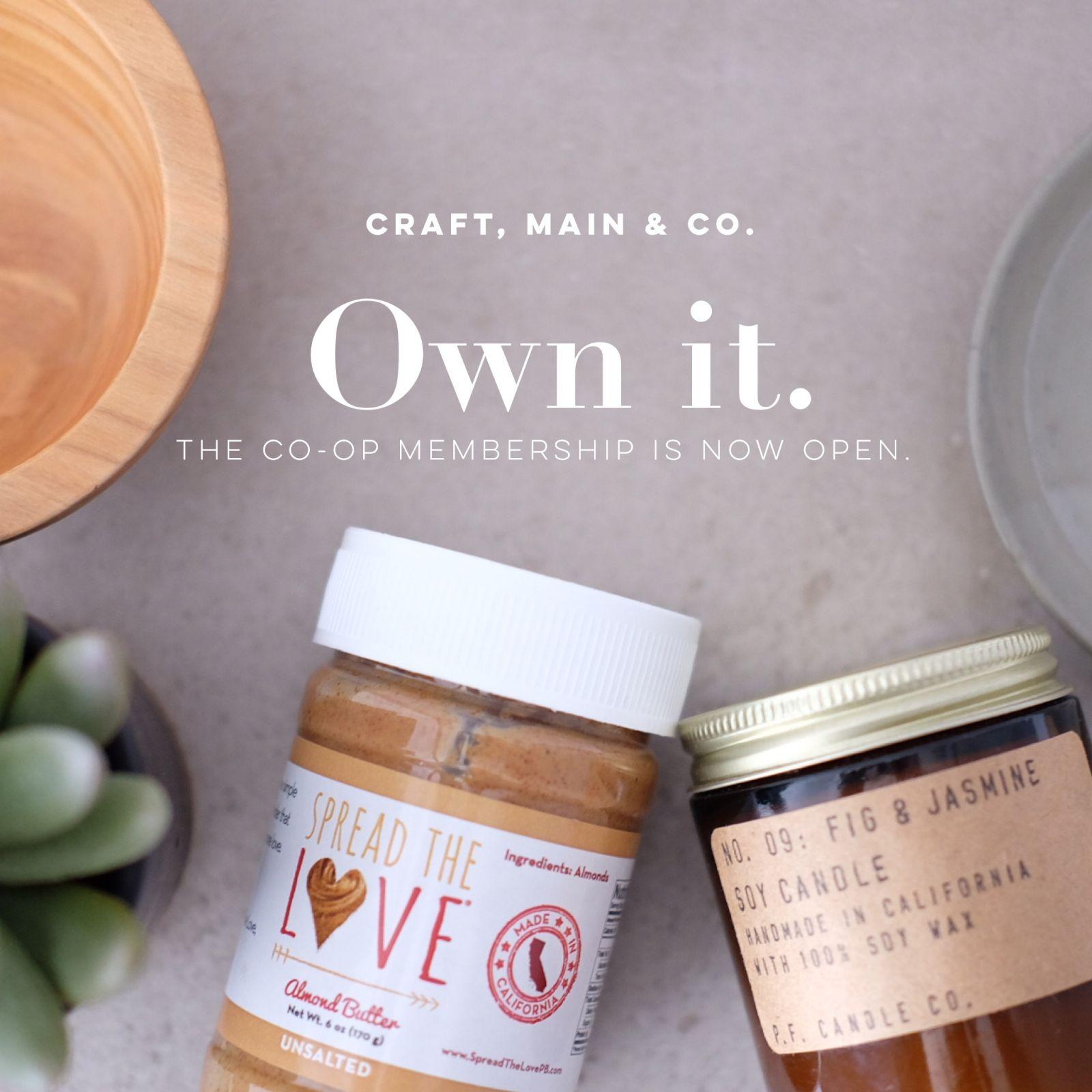 Craft, Main, & Co.