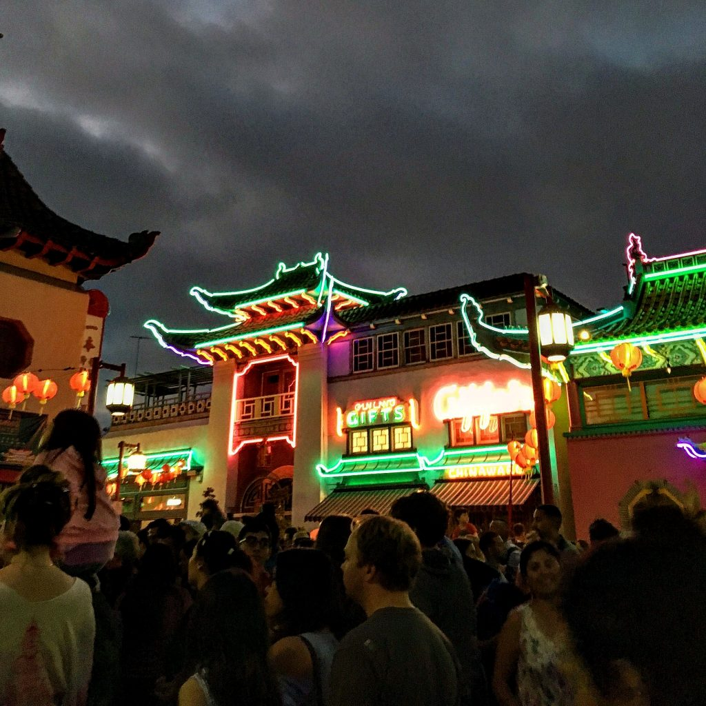 Chinatown Summer Nights