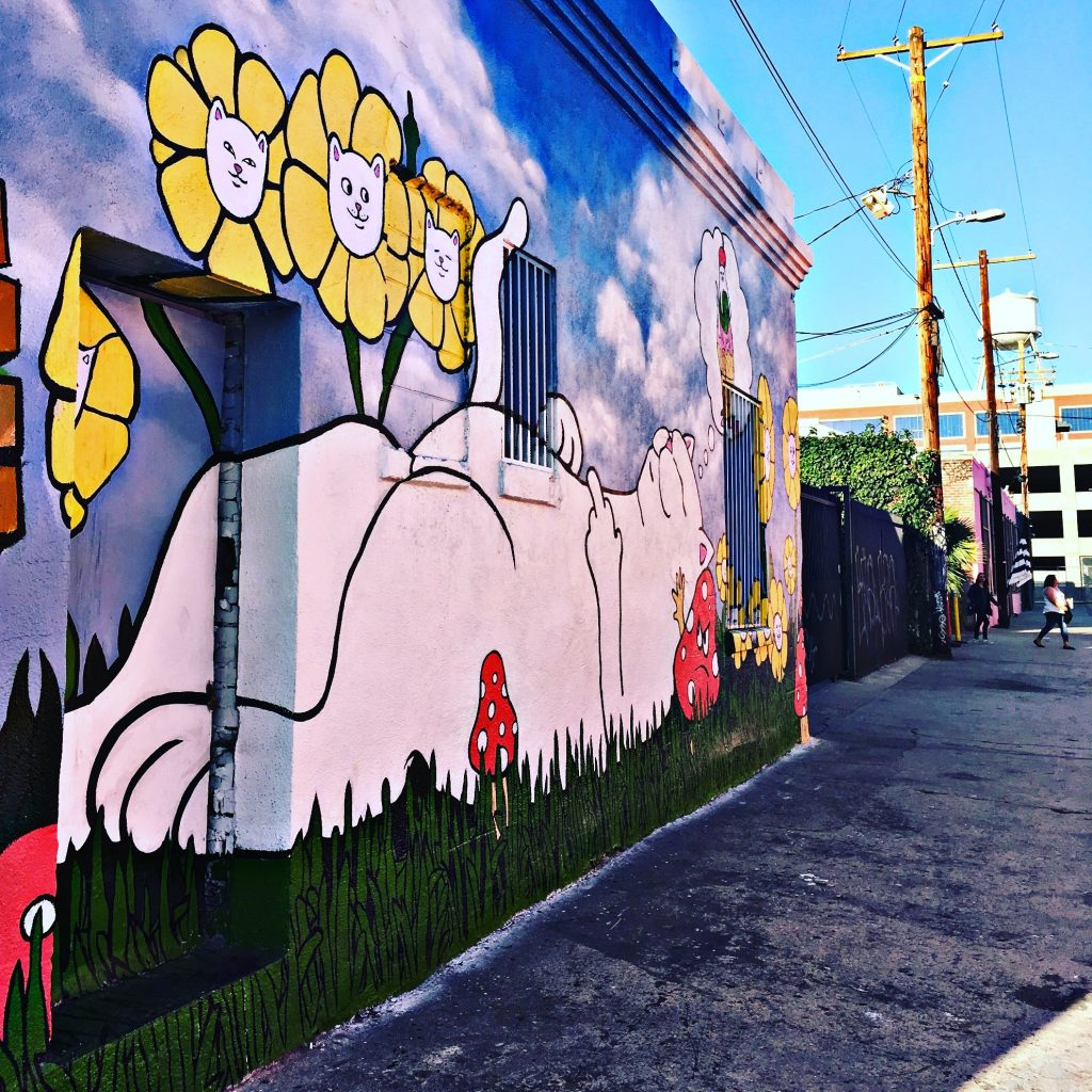 Mural by RipnDip