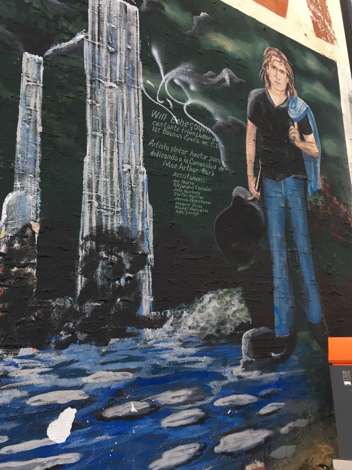street art in Westlake