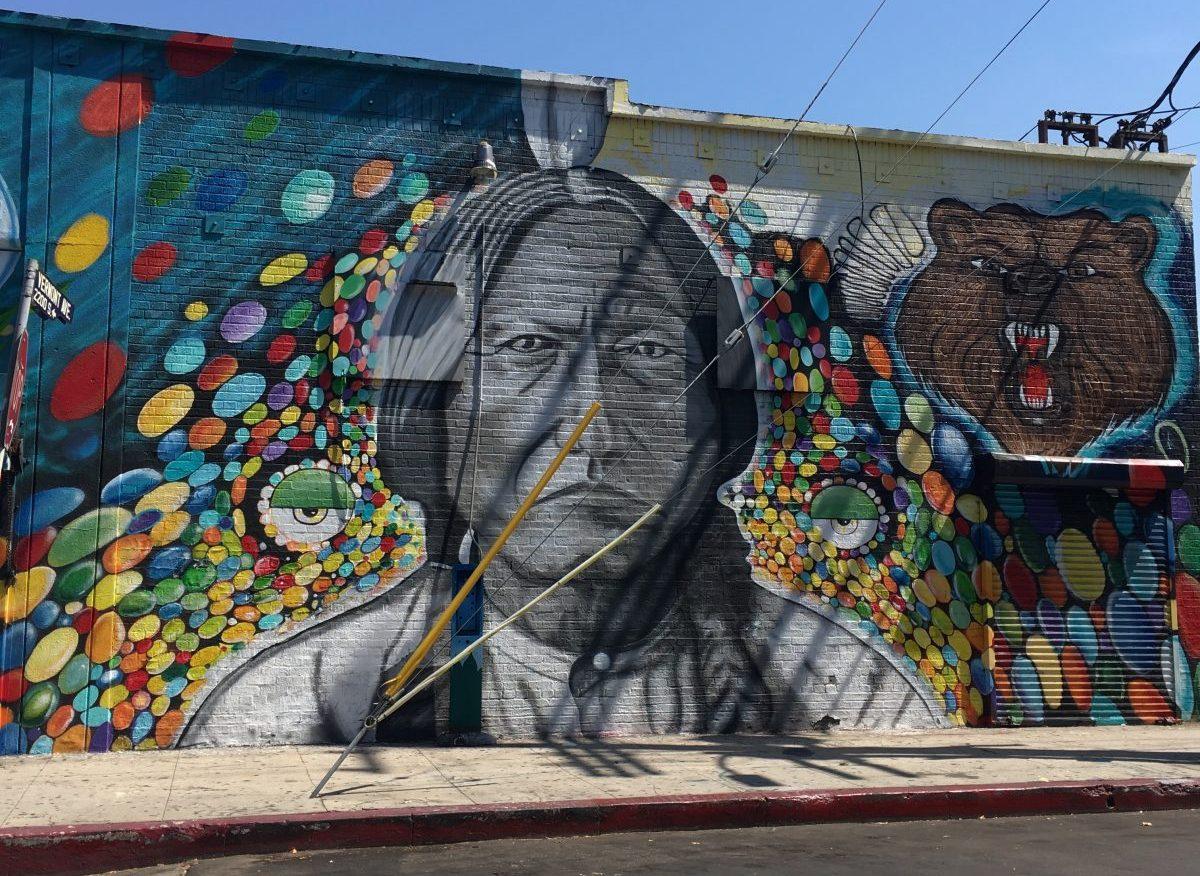 Street Art in L.A.