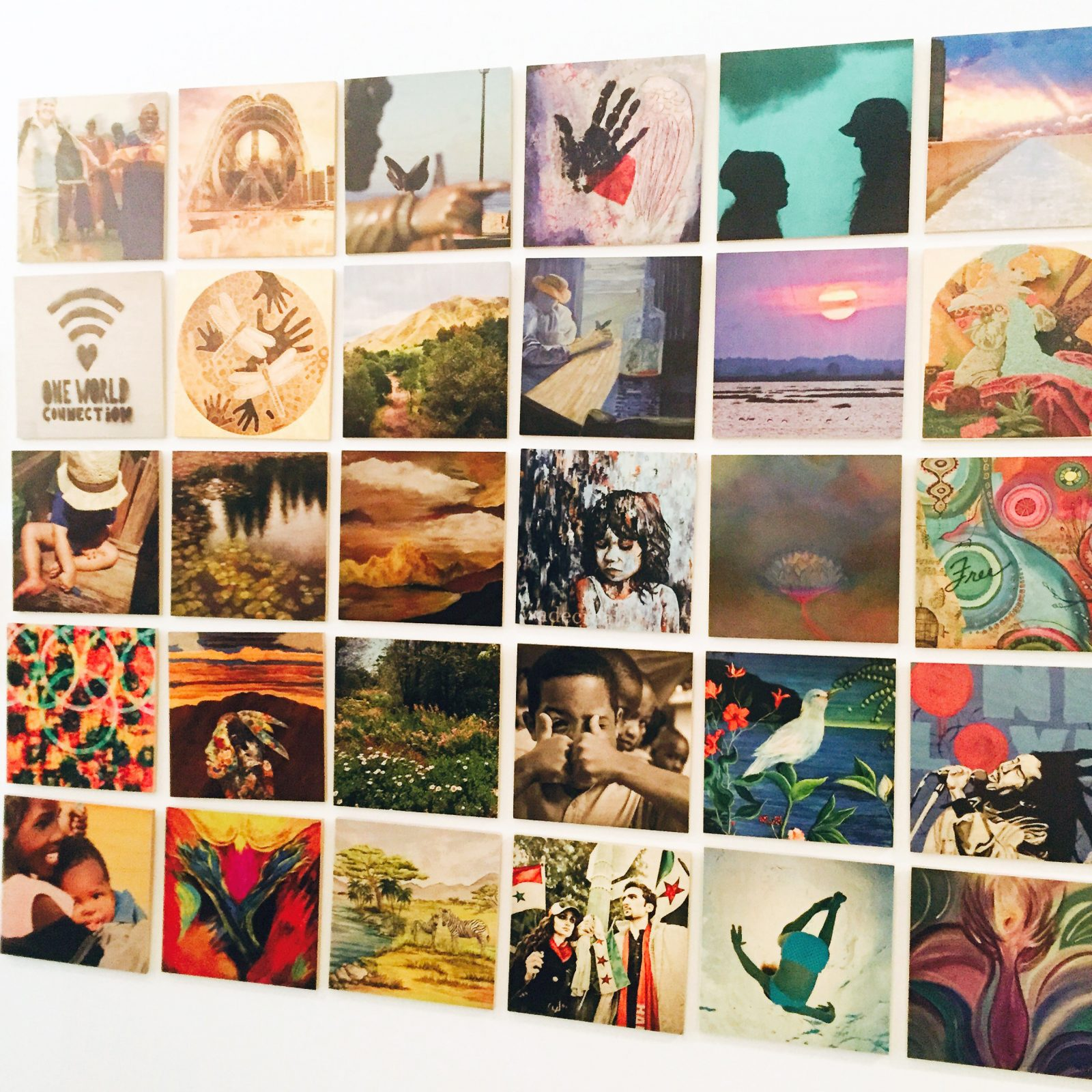 The Whole 9 Gallery