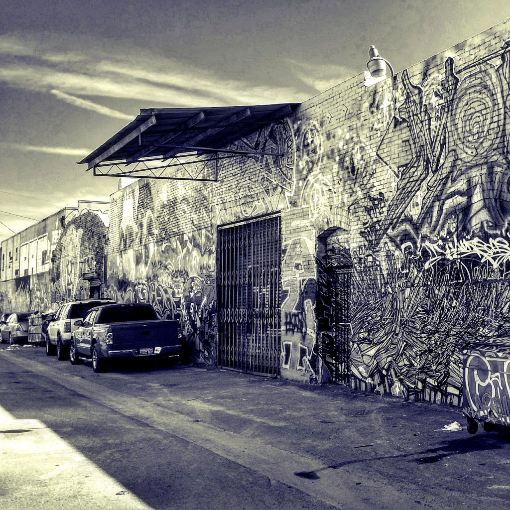 Arts District Los Angeles street art