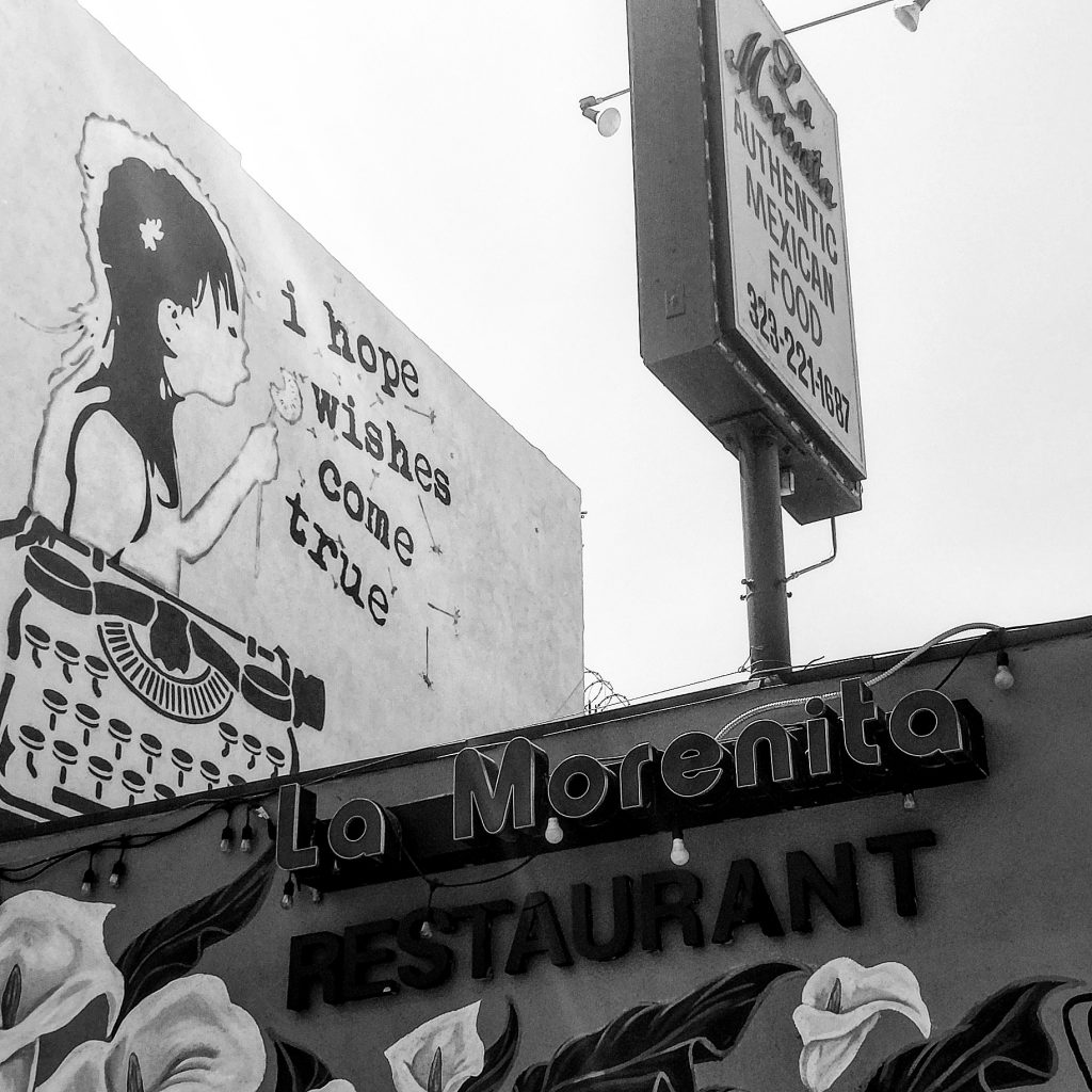 Street Art in Lincoln Heights