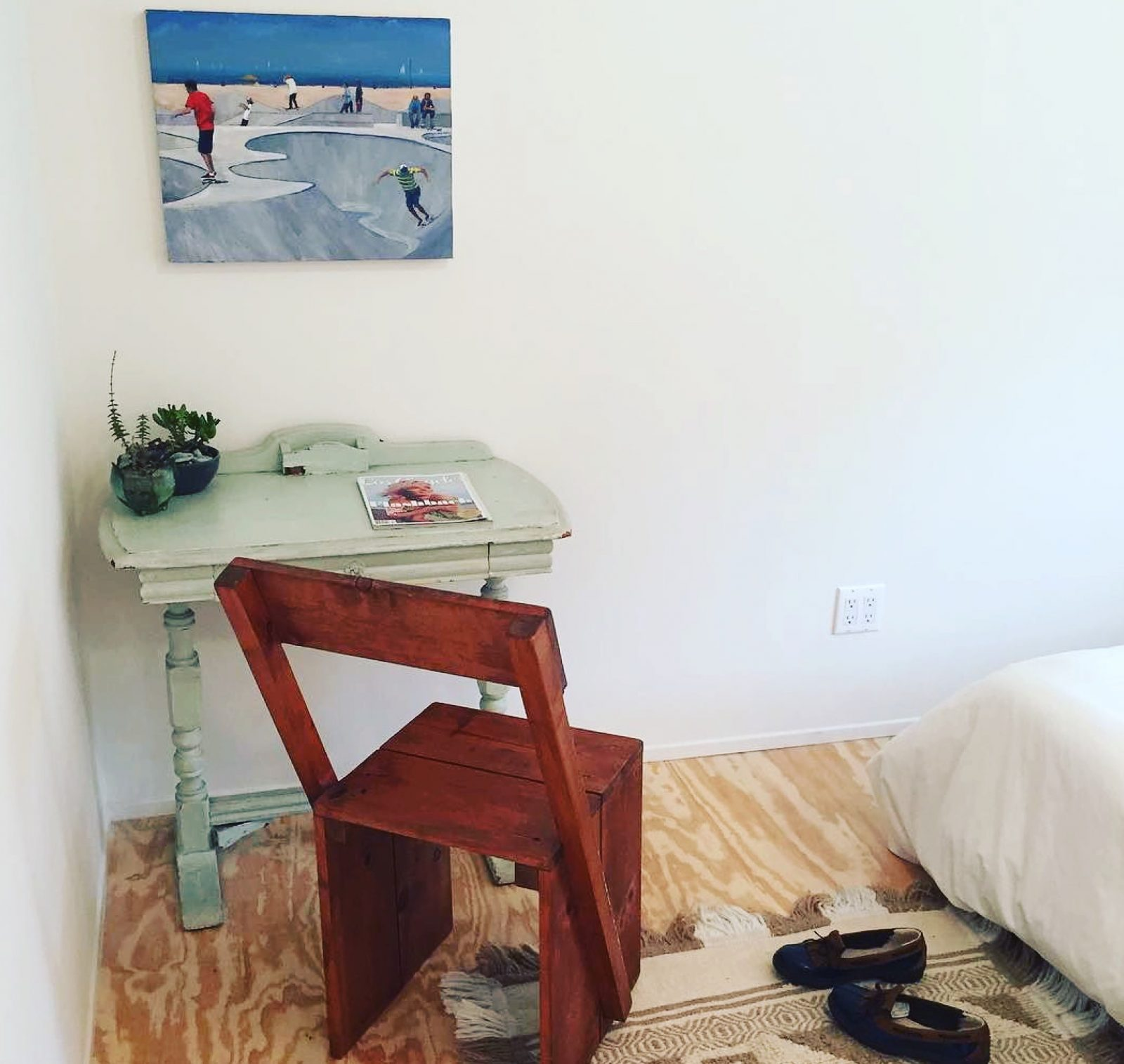 Los Angeles rental with made in L.A. gifts
