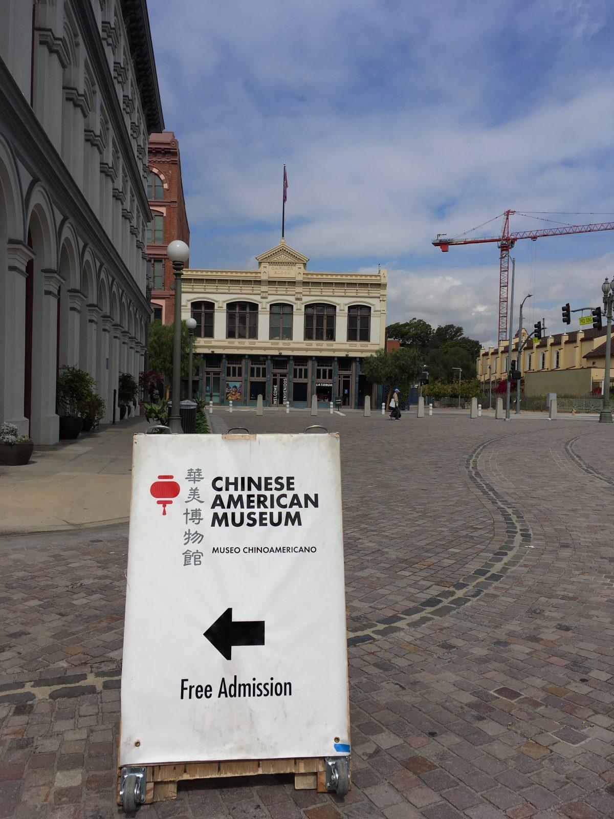 Union Station and Olvera Street
