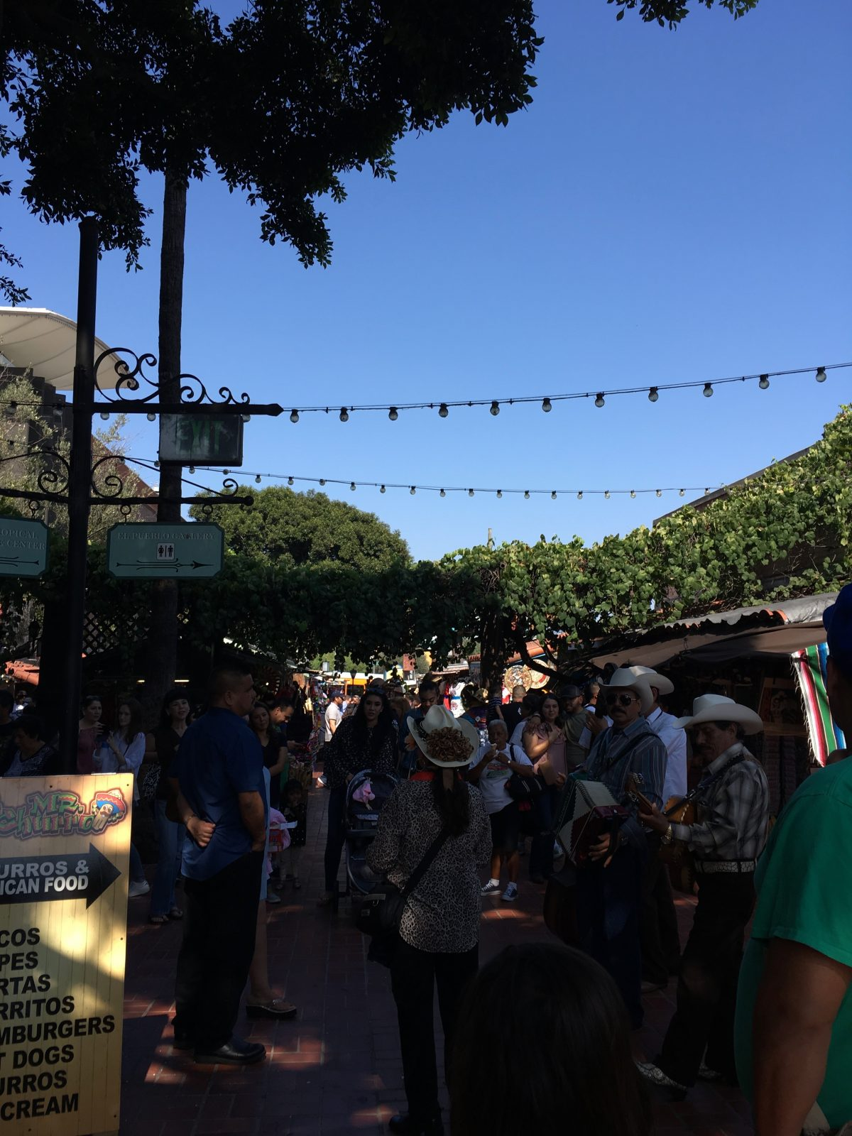 Union Station & Olvera Street