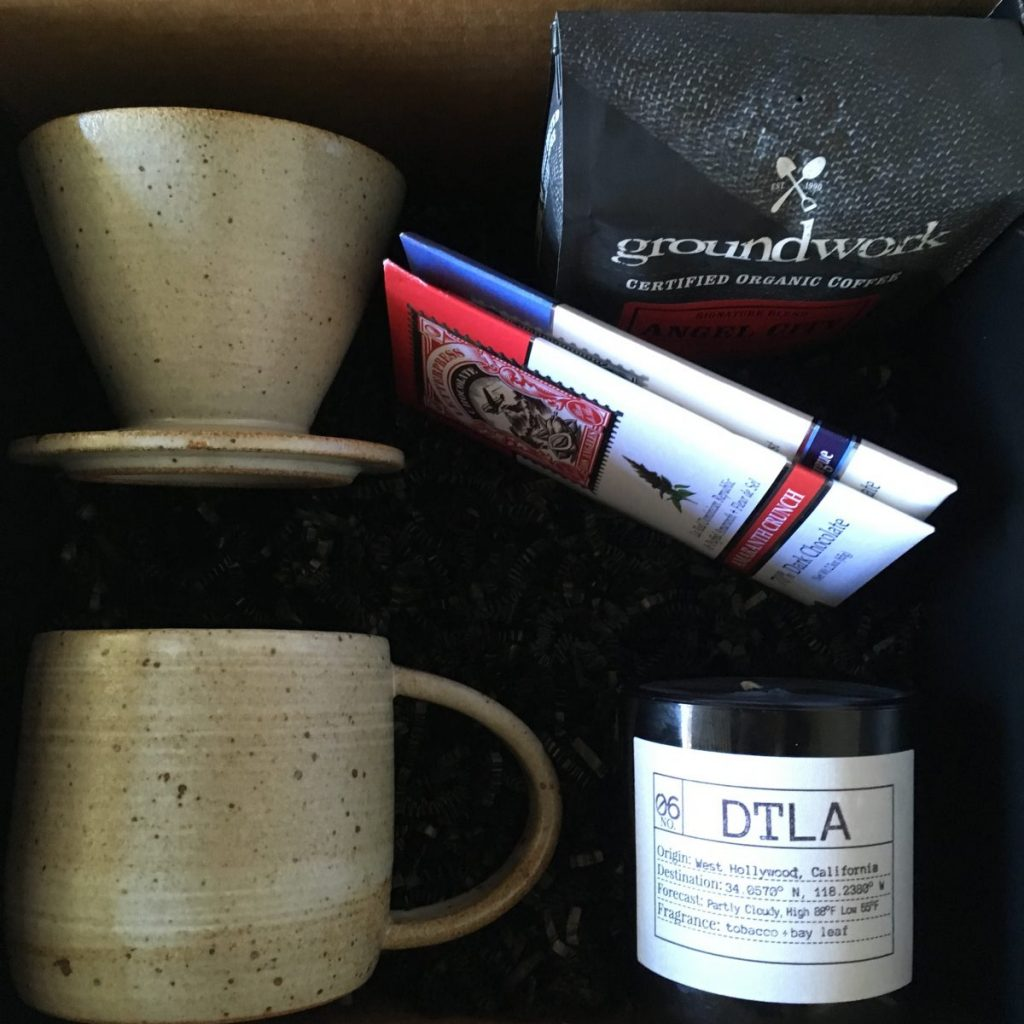gifts made in Los Angeles