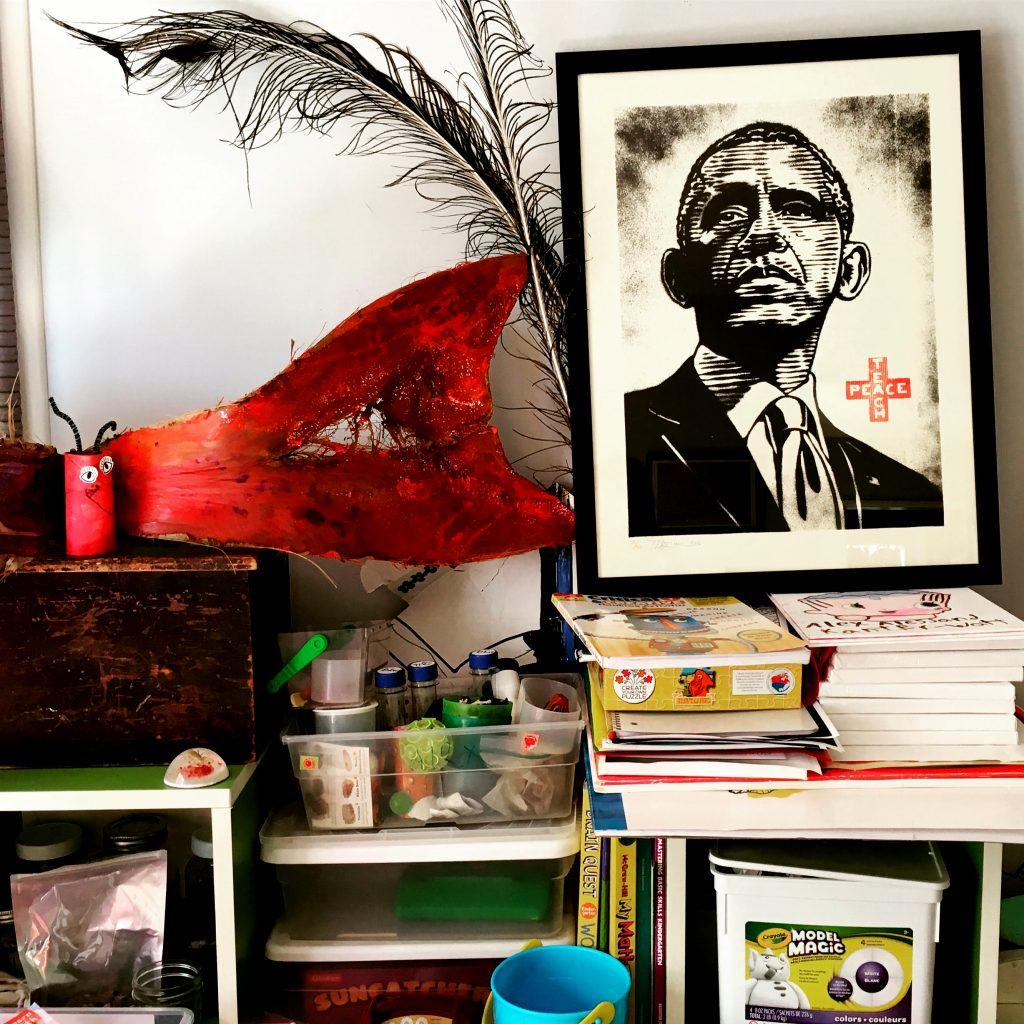 Teachr Obama Teach Peace