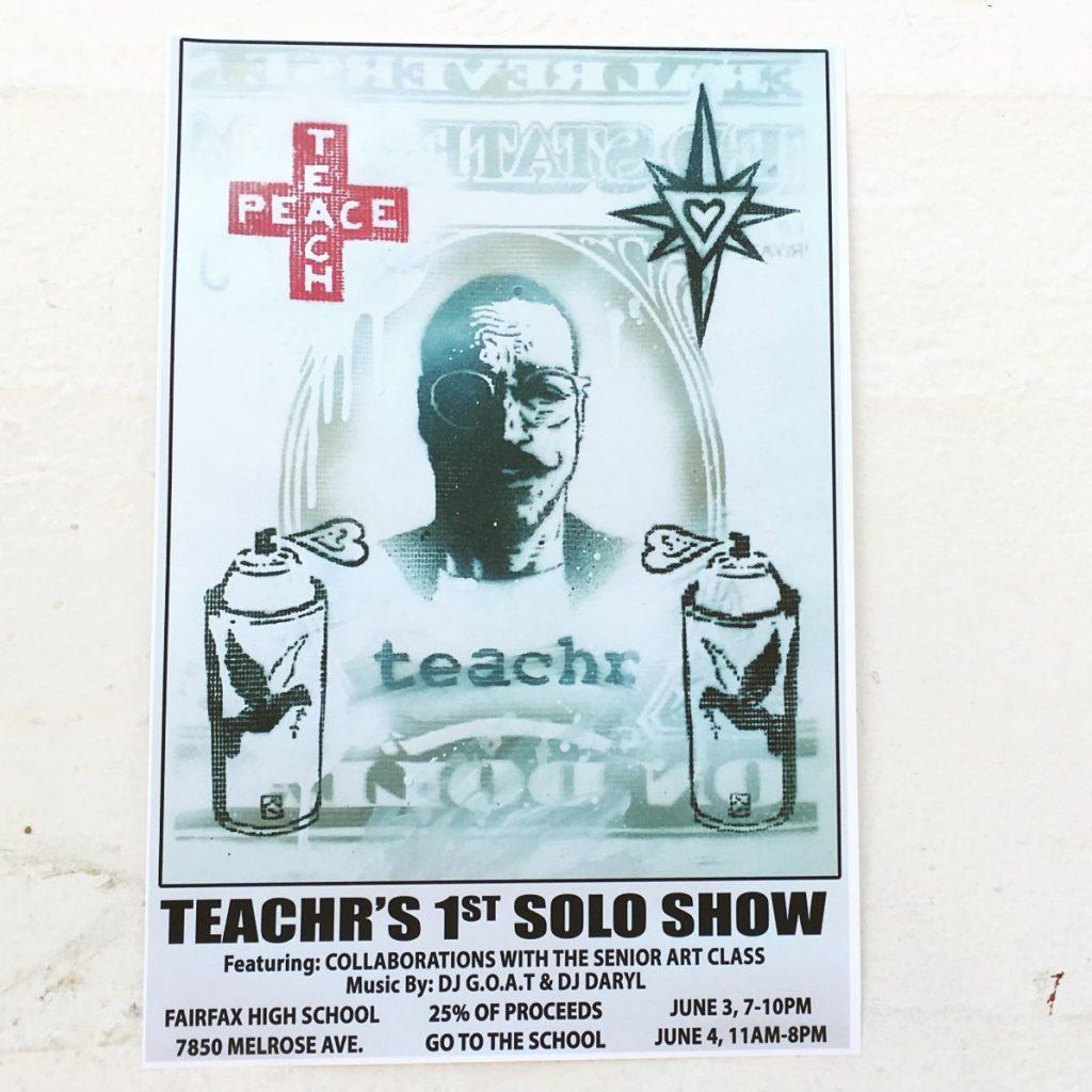 LA Artist Teachr